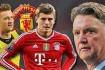 Van Gaal sastavio listu pojačanja: Hummels, Reus i Kroos