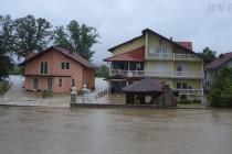 Poplave u BiH: Najteža situacija na području Tuzlanskog kantona, opštine Doboj i Maglaj