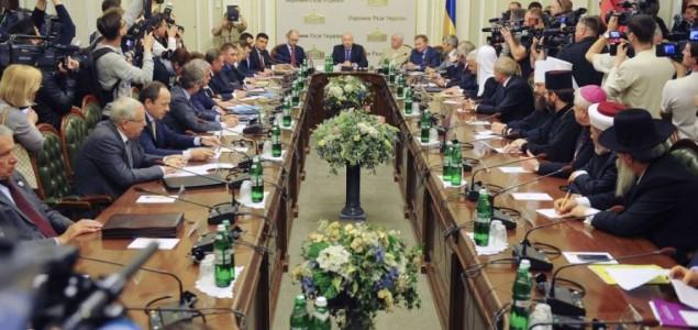 """Ukrajinska vlada počela razgovore o """"nacionalnom jedinstvu"""""""