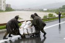 BiH na rubu prirodne katastrofe: Stravično rušenje kuće u Svrakama