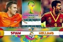 Drugi dan Mundijala donosi spektakl i utakmicu Španija – Holandija