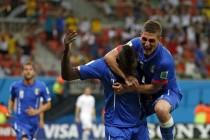Italija u velikoj utakmica pobijedila Englesku