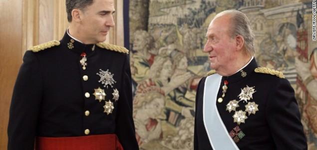 Felipe VI novi kralj Španije