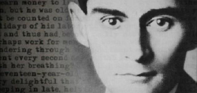 Franz Kafka: O čitanju…