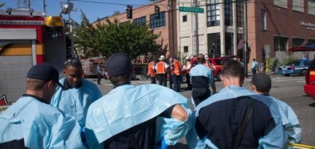U nasilju na sveučilištu u Seattleu jedna osoba ubijena, tri ranjene