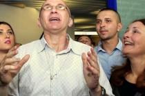 """Veselje na zagrebačkom dočeku ratnog zločinca Darija Kordića prekinuo nepoznati muškarac: """"Sotono, ubojice!"""""""
