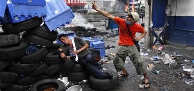 Više od 180.000 Kambodžanaca pobjeglo s Tajlanda nakon državnog udara