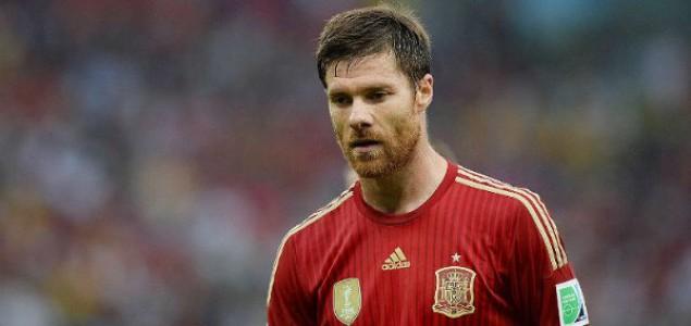 Xabi Alonso se oprostio od španske reprezentacije