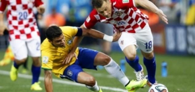 Dostojan otpor Hrvatske:Brazil slavio  uz dva gola Neymara