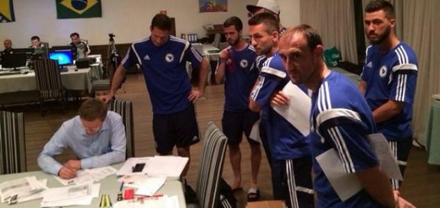 Zmajevi imali neočekivanog gosta: Doping kontrola po treći put u posjeti