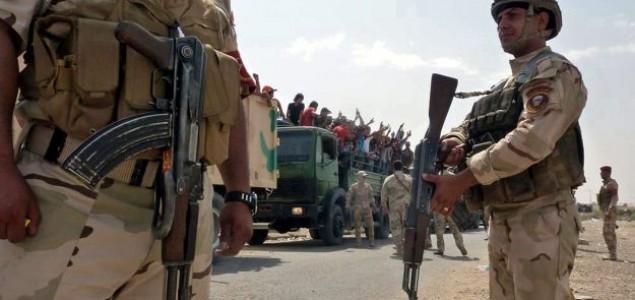 Sirijski zrakoplovi bombardiraju sunitske vojne ciljeve u Iraku