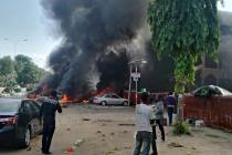 Umjesto da slavi Nigerija tuguje: Nova eksplozija u tržnom centru, poginula 21 osoba