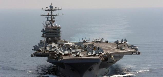 SAD uputile nosač aviona u Persijski zaliv