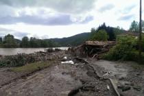 Poplave ponovo pogodile Bratunac i Maglaj