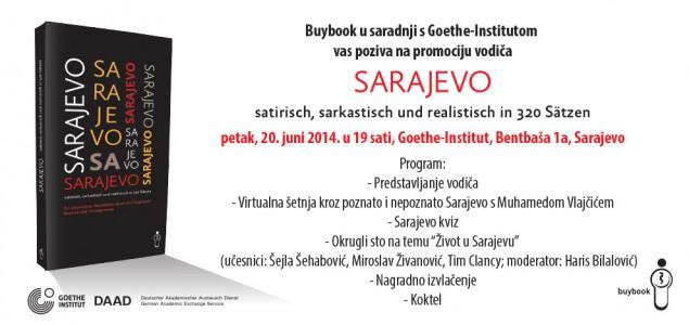 Sarajevo – satirisch, sarkastisch und realistisch in 320 Sätzen