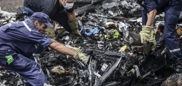 Međunarodni i holandski eksperti stižu na mjesto pada aviona
