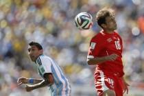 Argentina jedva savladala Švicarsku i plasirala se u četvrtfinale