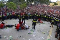 Mirnu noć prekinula krvava bitka: Tri Kostarikanca izbodena na trgu u San Hozeu