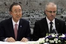 Hamdallah: Prekinuti vatru, ali i ekonomsku blokadu Gaze