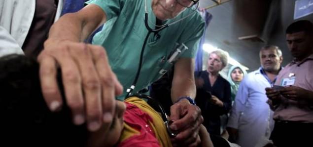 Potresno pismo norveškog doktora iz Gaze: Gospodine Obama, imate li srce?