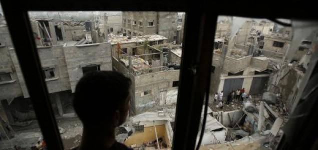 Broj poginulih u Gazi premašio 700