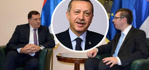 Erdogan je Dodiku Vučić