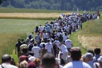 Marš mira  Karaula – Bešpelj – Večići