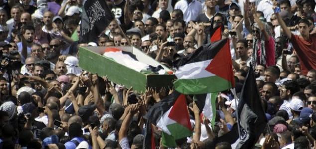 Palestinski dječak živ spaljen