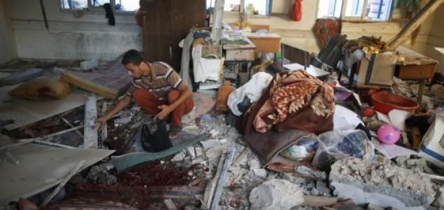 Najmanje 43 Palestinca ubijena u novim napadima na Gazu