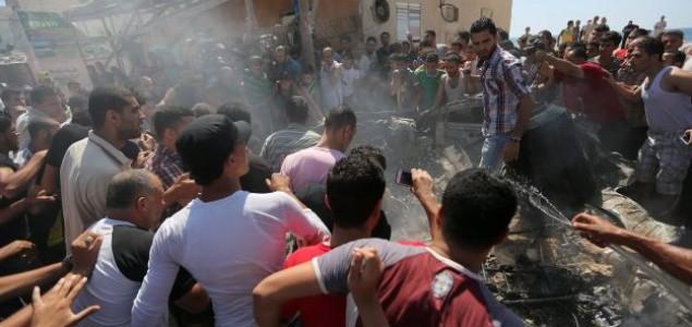Gaza – ta ponosna arapska mučenica