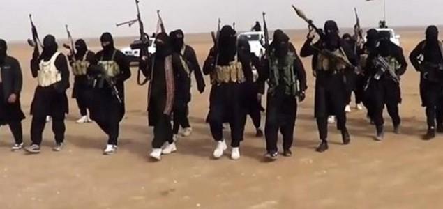 Militanti IDIL-a izložili teško naoružanje i vojna vozila u gradu Rakka