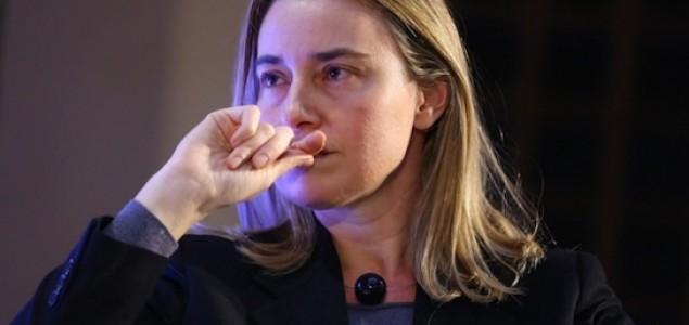 Federica Mogherini: Bosna i Hercegovina mora nadoknaditi kašnjenje