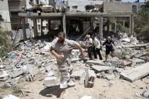 Borbe u Gazi stale s približavanjem Ramazanskog bajrama, UN poziva na trajni mir