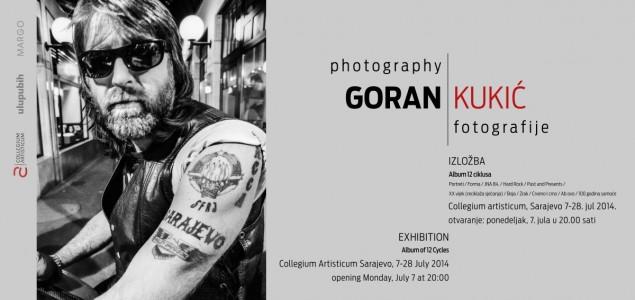 Izložba Gorana Kukića u Collegium Artisticumu