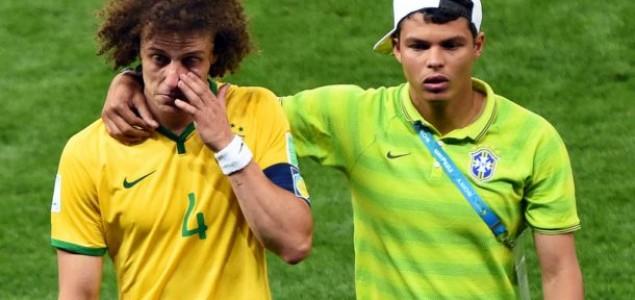 Luiz: Tražim oproštaj od brazilskih navijača