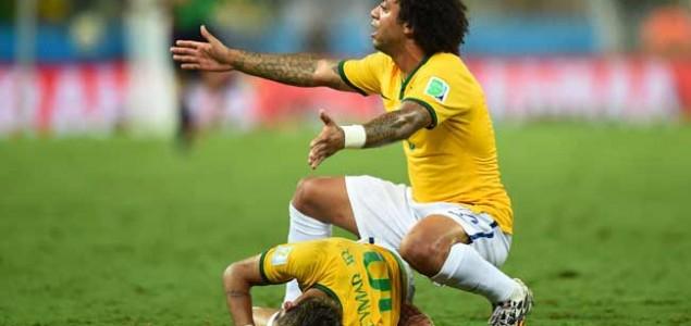 Neymaru slomljen pršljen, propušta nastavak SP-a