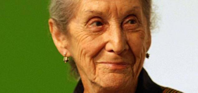 Preminula nobelovka Nadine Gordimer
