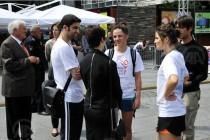 "Iz Sarajeva krenuo maraton ""Plamen mira"""