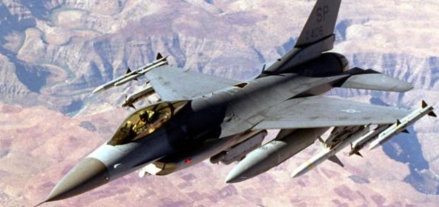 Američki borbeni avioni izvršili napad na položaje IDIL-a
