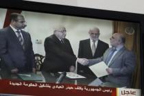 Politička kriza u Iraku, Abidi mandatar nove Vlade