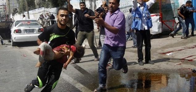 Nastavlja se krvoproliće u Gazi: Izraelske rakete pogodile školu u Rafahu