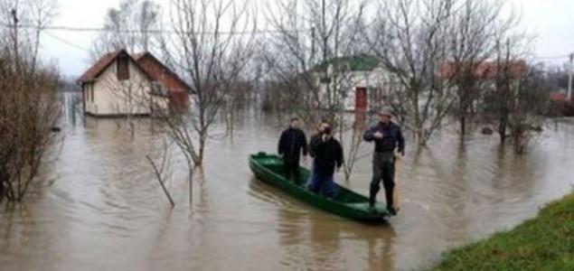 Region ponovo suočen sa poplavama, uključeni meteo alarmi