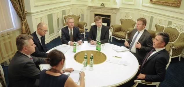 Berlin: Šefovi diplomatija o ukrajinskoj krizi