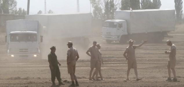 Ruski vojni konvoj ušao u Ukrajinu: Izlika za invaziju ili humanitarna