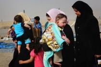 Iz sjevernog Iraka deseci tisuća bježe pred Islamskom državom