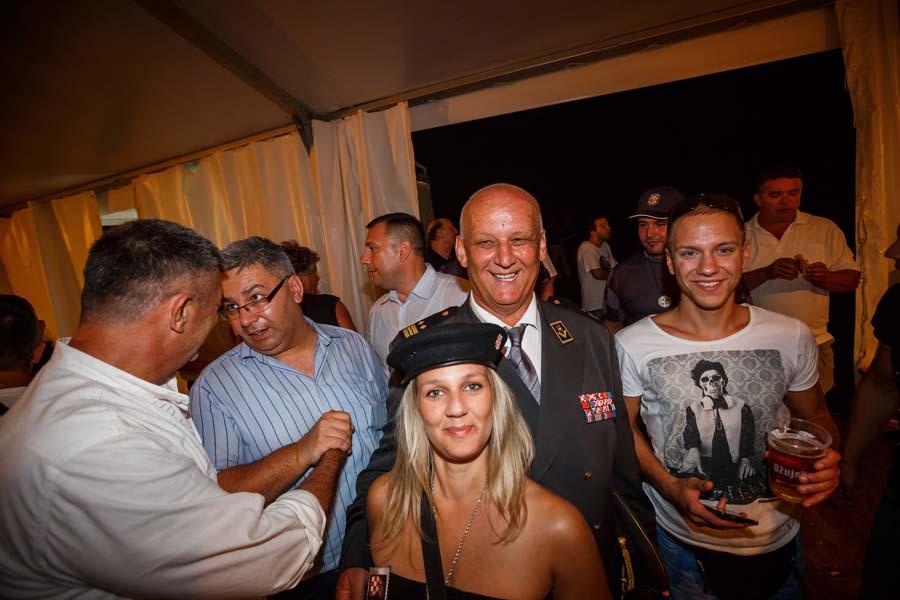 Cavoglave, 05.08.2014 -  Koncert Marka Perkovica Thompsona povodom nacionalnog praznika