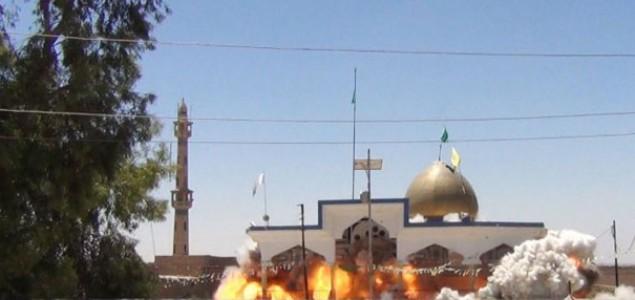 Teror u Iraku: Islamistička milicija bjesni protiv džamija