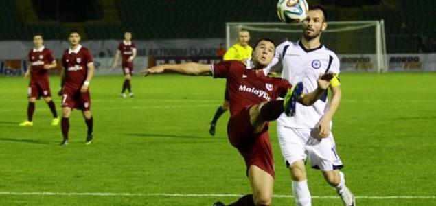 Atromitos slavio na Koševu: Sarajevo poraženo rezultatom 2:1