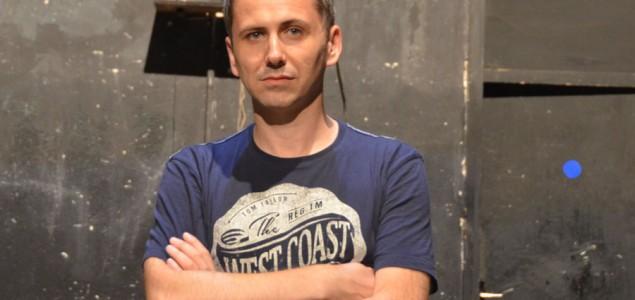 Oliver Frljić: Nema mirnog puta u promjenu društvenog sistema