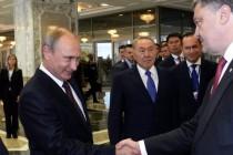Putin: Porošenko je partner sa kojim se može voditi dijalog